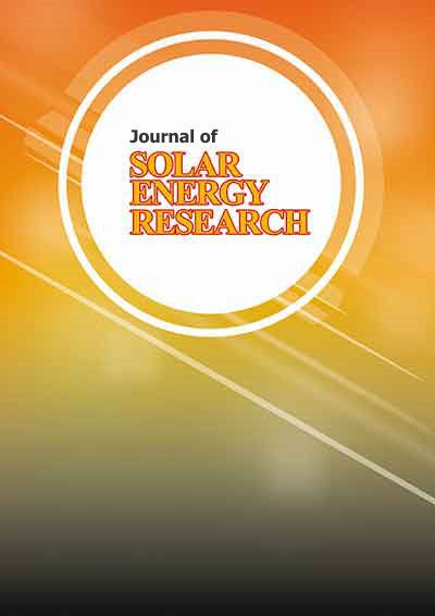 Journal of Solar Energy Research (JSER)